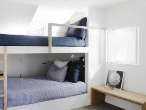 Kids 2 | Worker's House Kids Bedroom by Clayton Orszaczky
