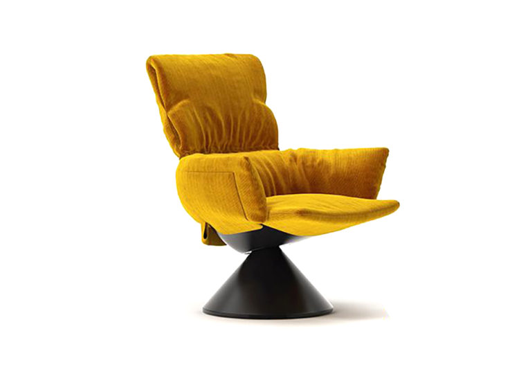 Cappellini Lud'o Swivel Base