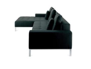 Zanotta Alfa Corner Element Sofa 183W