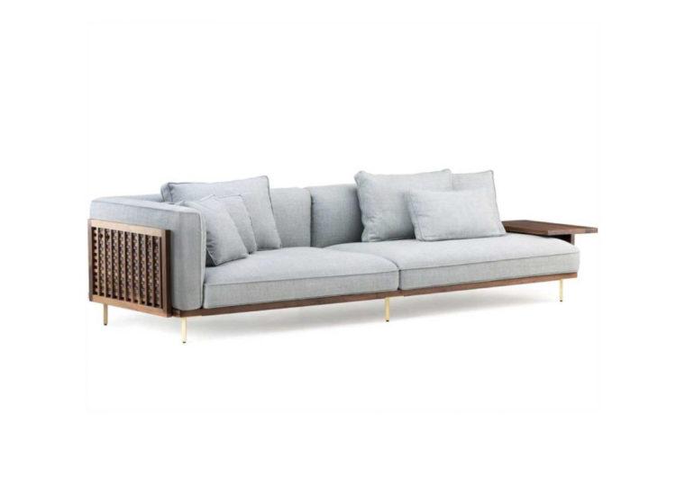 De La Espada Belle Reeve Modular Sofa