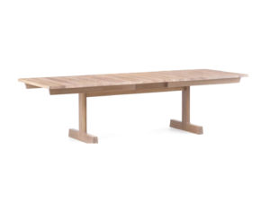 De La Espada Refectory Extending Table