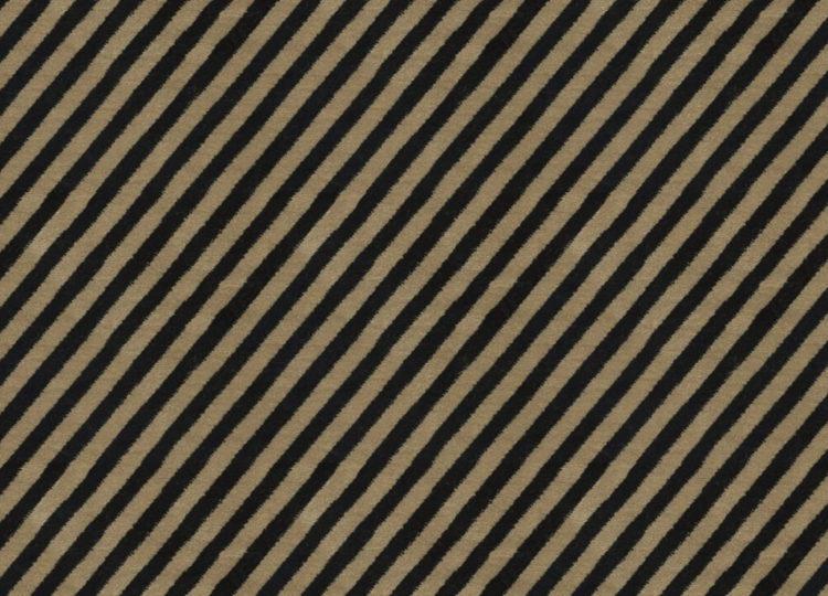 Oblique Fabric – Beige Noir