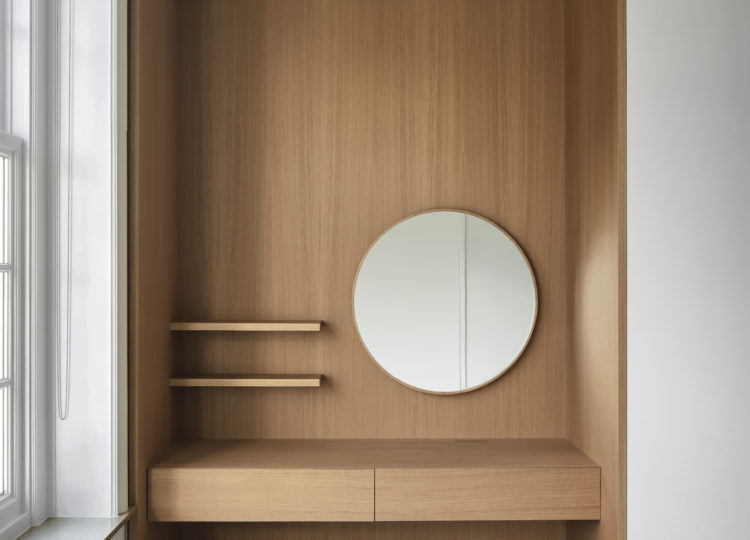 Wardrobes & Walk-In Robes | Kortrijk House by Hans Verstuyft