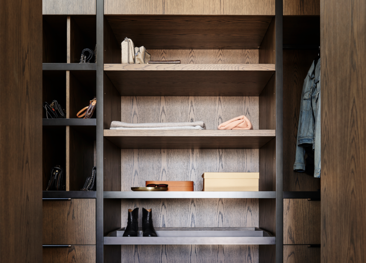 Wardrobes & Walk-In Robes | Hill House by Luigi Rosselli Architects and Decus Interiors
