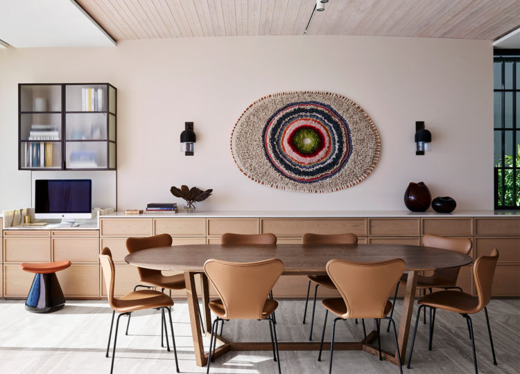 Dining 1 | Hill House Dining Room by Luigi Rosselli Architects and Decus Interiors