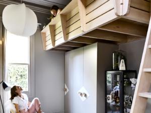 Kids | Caroline House Kids Bedroom by Kennedy Nolan
