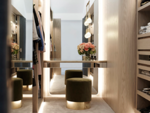 Wardrobes & Walk-In Robes | Clovelly House by Madeleine Blanchfield Architects