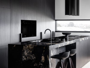 Kitchen | Scalpellino House Kitchen by Biasol