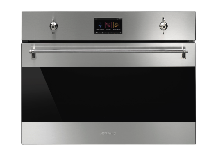 Smeg 60cm Classic Compact Combi-Steam Oven