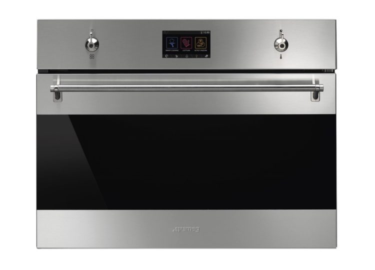 Smeg 60cm Classic Compact Speed Oven (with VIVOscreen)