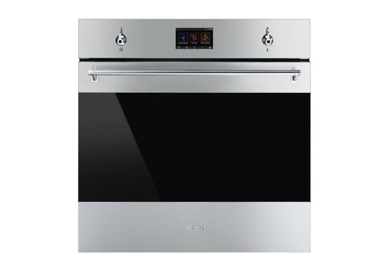 Smeg 60cm Classic Thermoseal Pyrolytic Oven