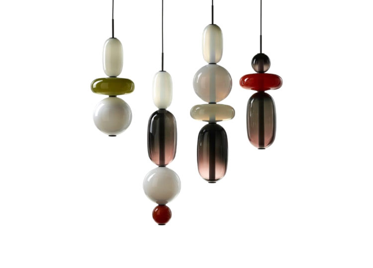 Bomma Pebbles Pendant Light