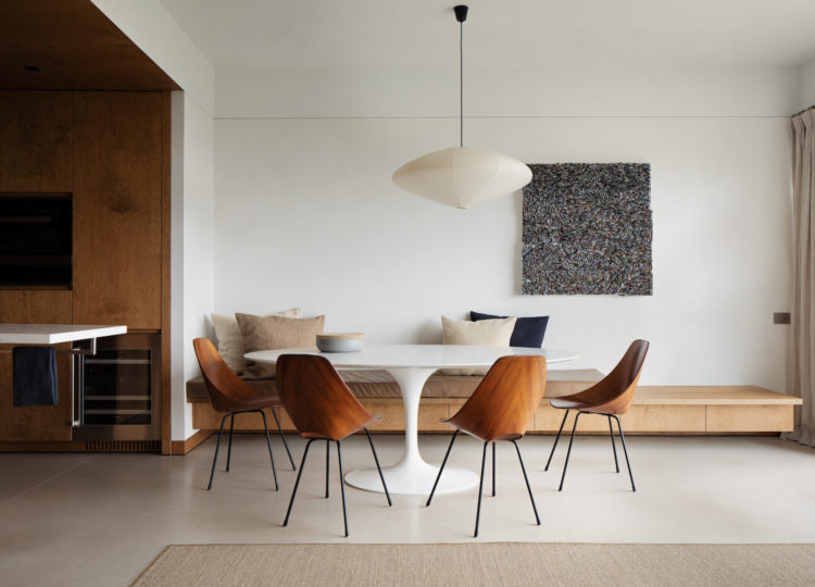 Dining | Seaside Retreat Dining by Stef Claes