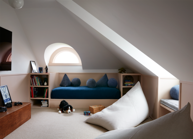 Kids | Watch Hill House Kids Playroom by Studio Giancarlo Valle