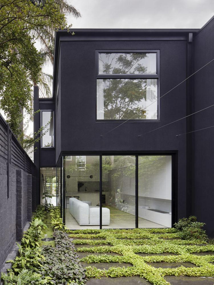 est living winter architecture south yarra townhouse 1 750x1000