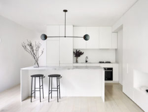 Kitchen | South Yarra Townhouse Kitchen by Winter Architecture