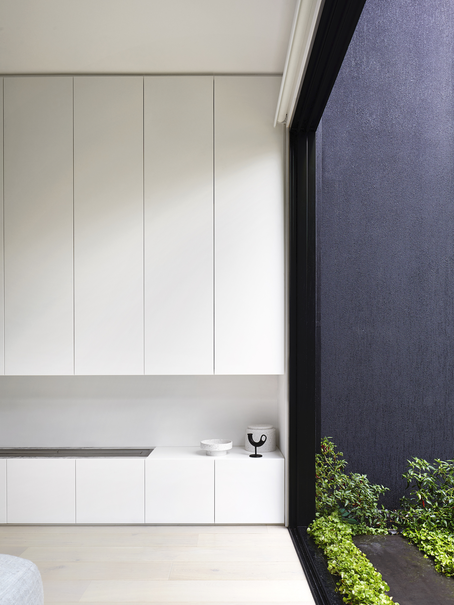est living winter architecture south yarra townhouse 9