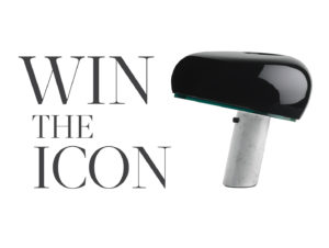 The ICON | Snoopy Lamp