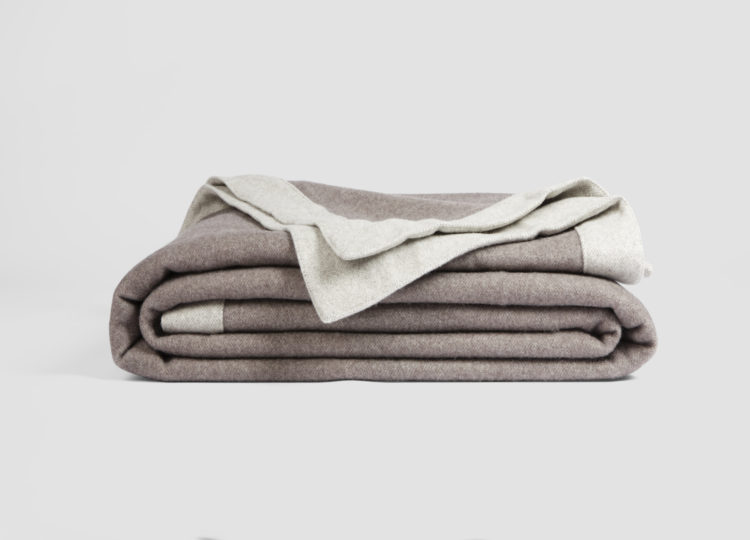 Abode Franco Blanket