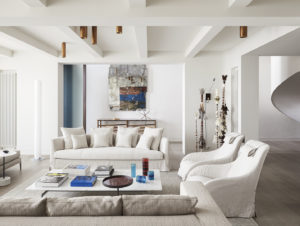 Living 1 | Arc Side Living Room by Jolson Architecture and Interiors