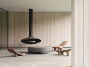 The Edit | Outdoor Fireplaces