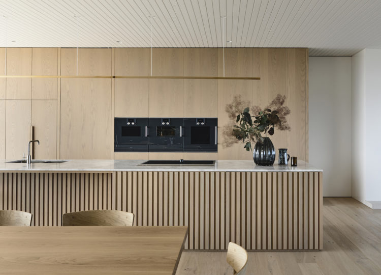 Kitchen | Blairgowrie Beach House Kitchen by Studio Tom