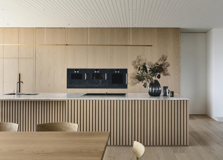 Kitchen | Blairgowrie Beach House Kitchen by Studio Tom