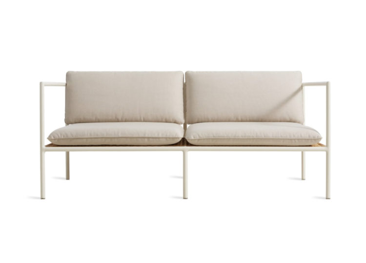 est living bludot dog days outdoor 2 seat sofa 1 750x540