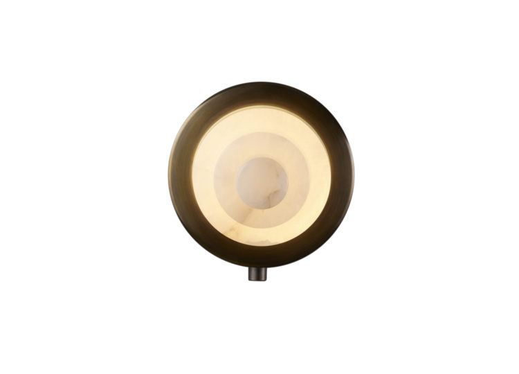 Christopher Boots Iris Mono Sconce