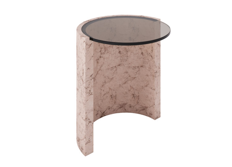 Daniel Boddam Bubble Geo Side Table