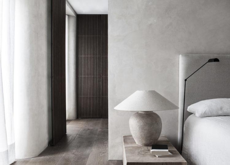 Bedroom | Wabi-Sabi Home Bedroom by OOAA Arquitectura