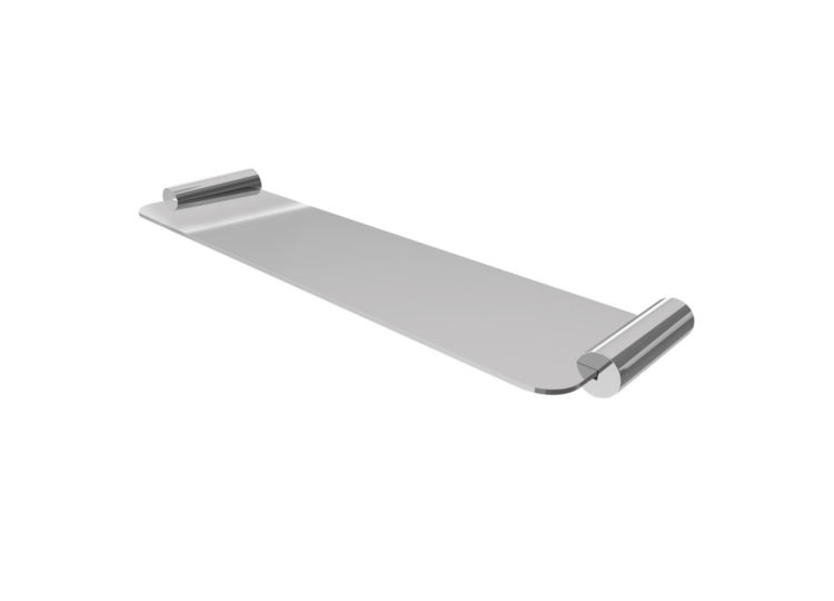 Linear Standard Pillar Metal Shelf