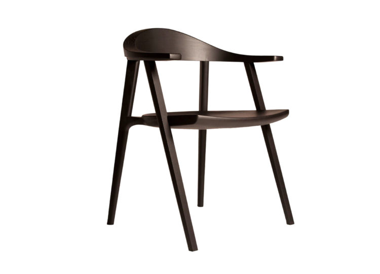 BassamFellows Mantis Side Chair