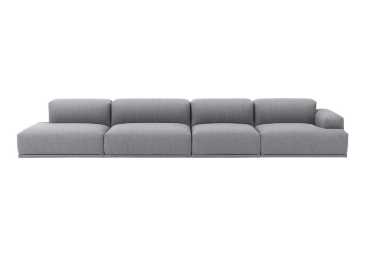 Muuto Connect 4 Seater Sofa
