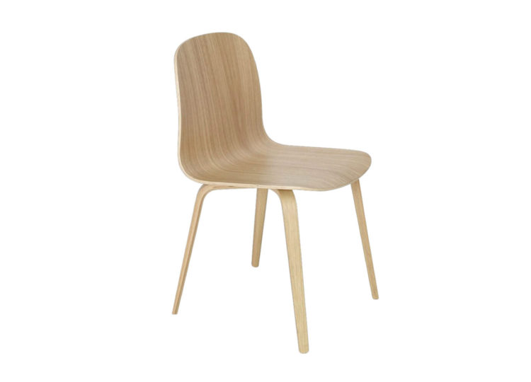 Muuto Visu Chair – Wood Base