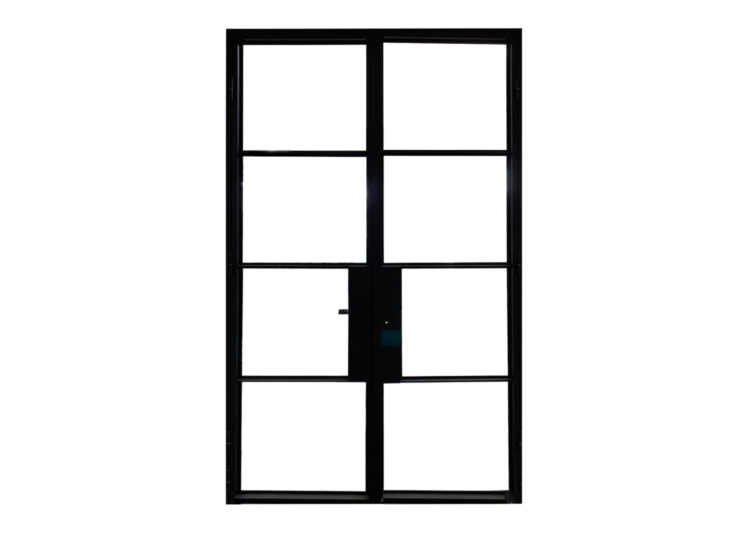est living metro steel windows classic profile french doors 01 750x540