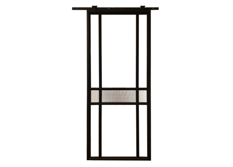 Metro Steel Windows Classic Barn Door Slider
