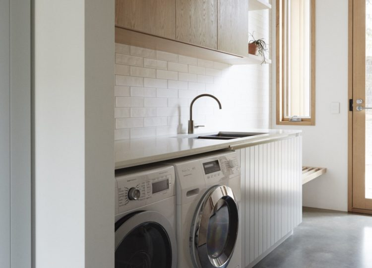 Laundry | Grossmans Residence Laundry by Salt Design Studio