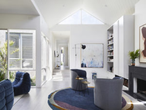 Living | Cromwell House Living Room by SR&O