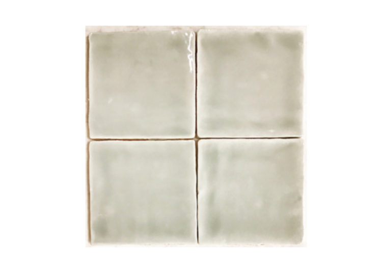 Surface Gallery Handmade Wall Tile – Linen Gloss