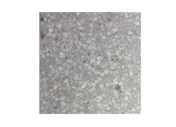 Surface Gallery Italian Terrazzo Dove Honed