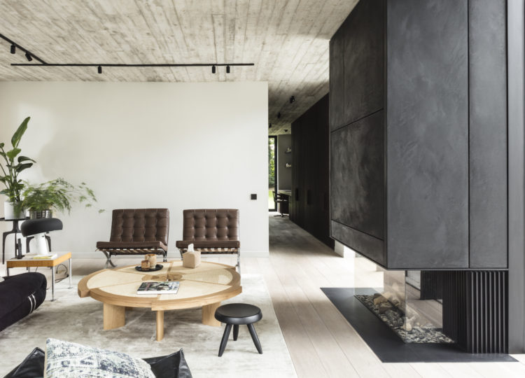 Living | Where Architects Live Mathieu Luyens and Julie Van De Keere