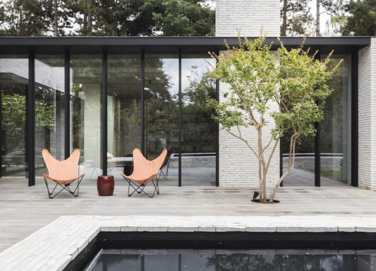 Outdoor Living | Where Architects Live Mathieu Luyens and Julie Van De Keere