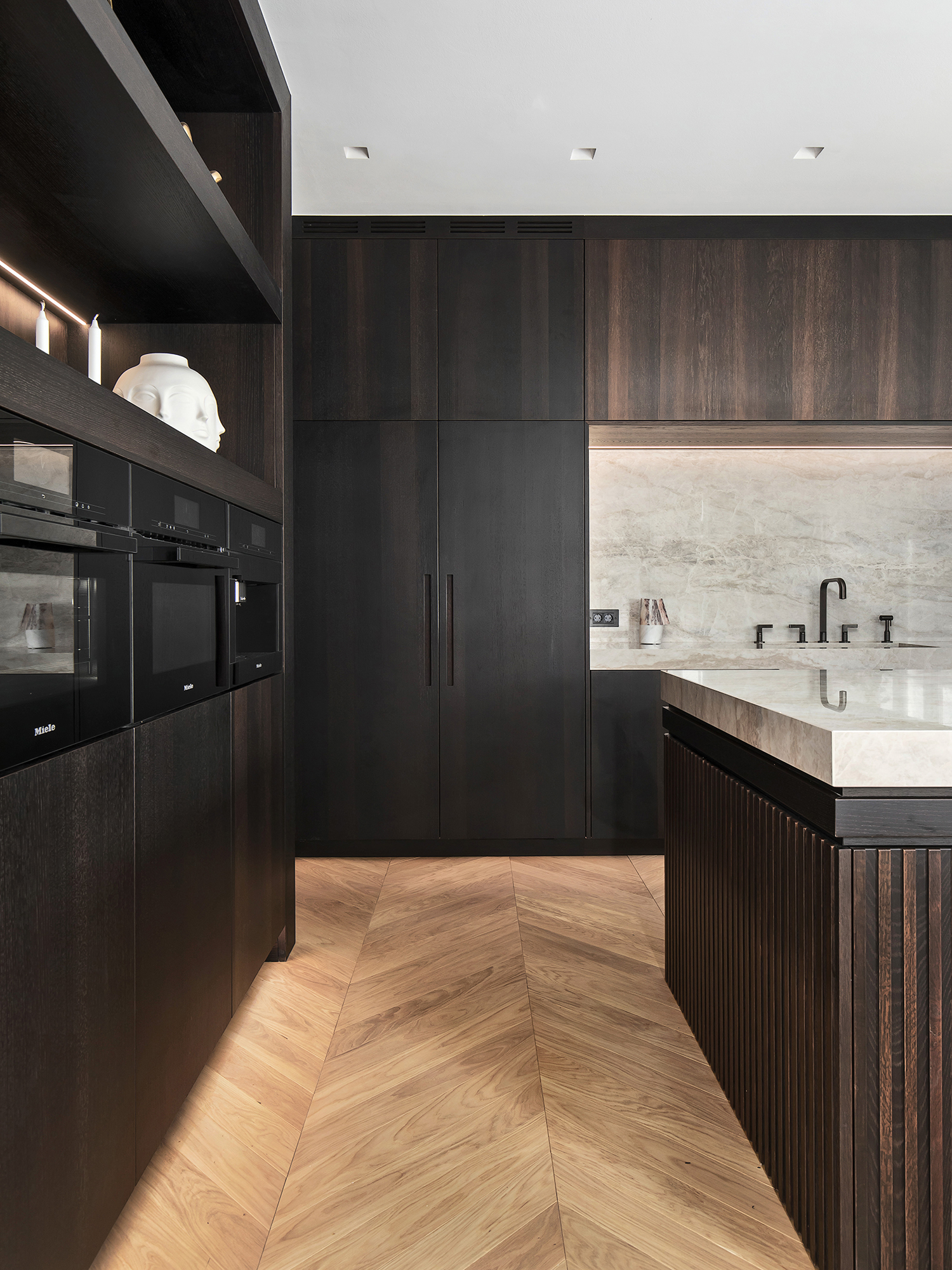 Kitchen Closeup | Exploring Stockholm-based Designers Kitchens by Paul