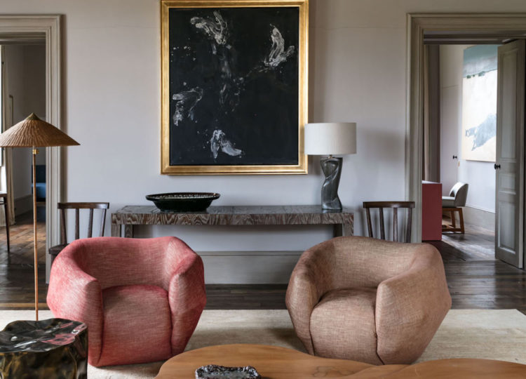 At Home With | Pierre Yovanovitch | est living