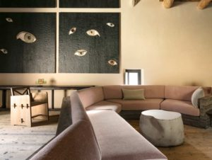 Living 2 | At Home in the Living Room with Designer Pierre Yovanovitch