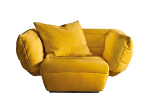 Baxter Tactile Armchair