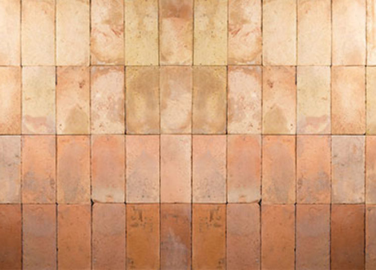 Gather Co. Malina Terracotta – Rectangle