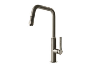 Gessi Officine Pull Out Kitchen Mixer