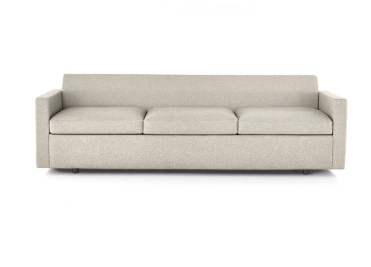 Herman Miller Bevel 3 Seater Sofa